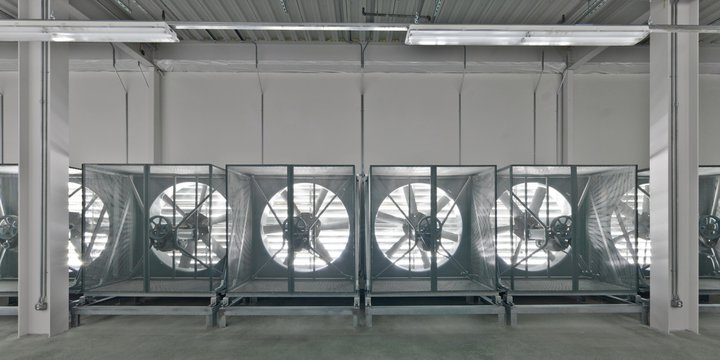 TPI Shutter Mounted Exhaust Fans: Amazon.com: Industrial & Scientific