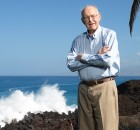 Gordon Moore at his home in Hawaii. Photo: Olivier Koning