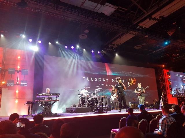 Reggie Watts Band